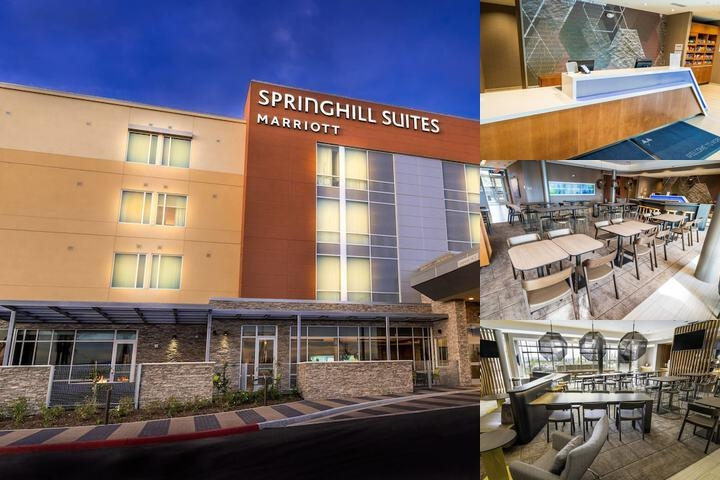 SpringHill Suites by Marriott Ontario Airport/Rancho Cucamonga photo collage