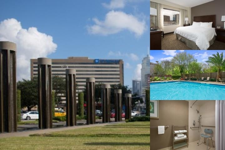 Wyndham Houston Medical Center Hotel & Suite photo collage