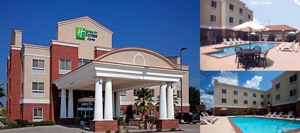 Holiday Inn Express & Suites Scott / Lafayette Wes photo collage
