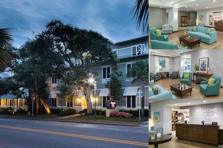 Hampton Inn New Smyrna Beach photo collage