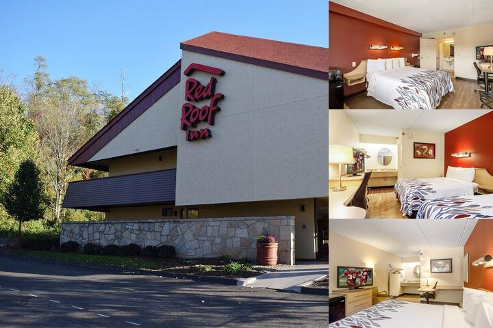 Wonderful Red Roof Inn Photo Collage