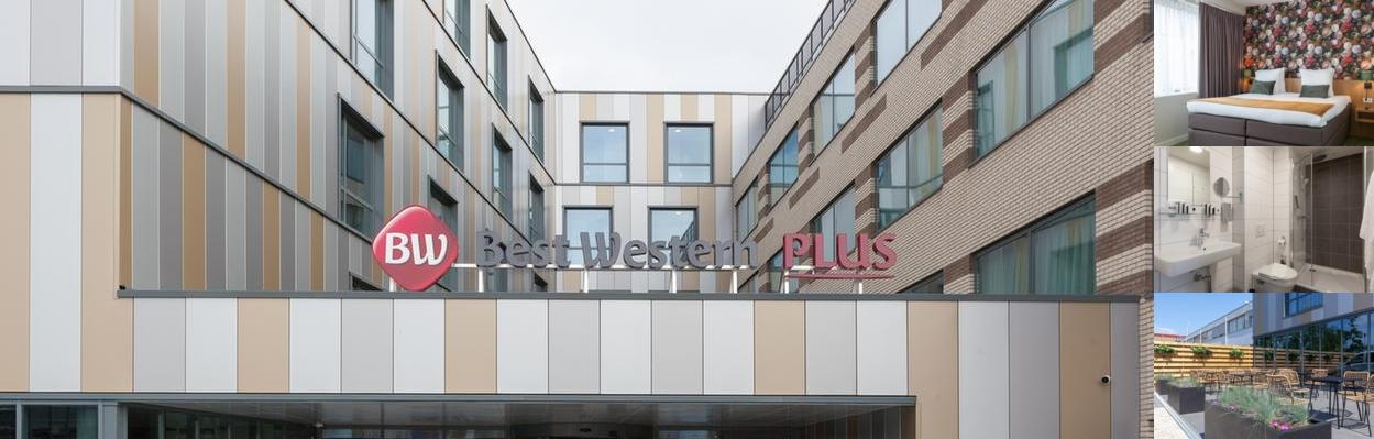 Best Western Plus Hotel Amstelveen photo collage