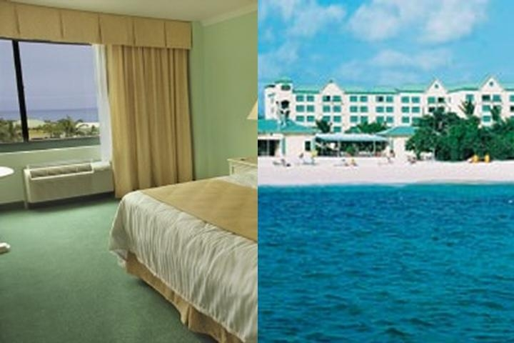 Courtyard by Marriott Grand Cayman photo collage