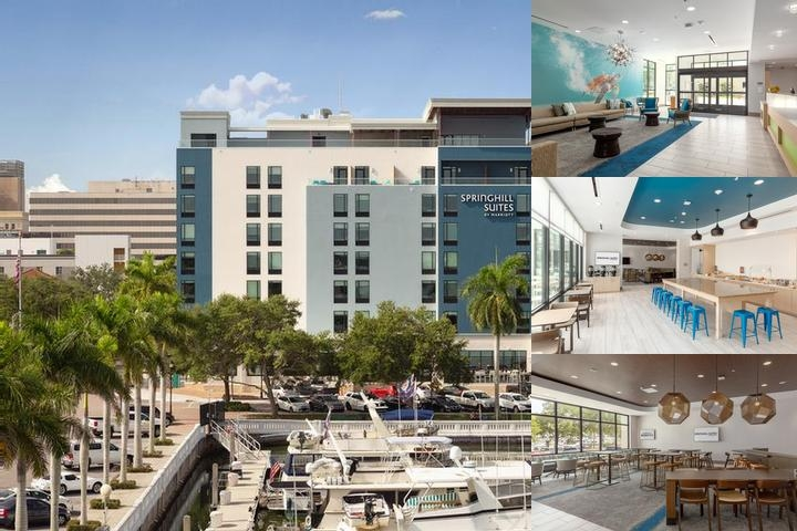 Springhill Suites Bradenton Downtown / Riverfront photo collage