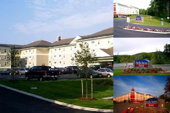 Patriot Suites Hotel photo collage