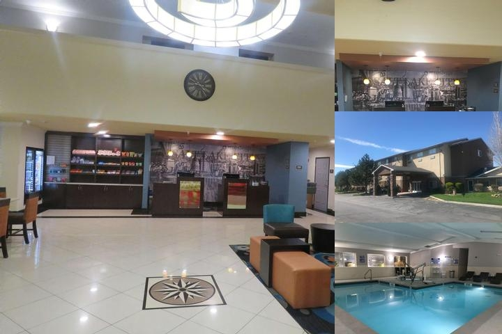 Best Western West Valley Inn photo collage