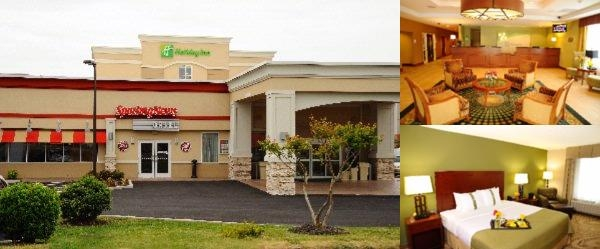 Holiday Inn Richmond South photo collage