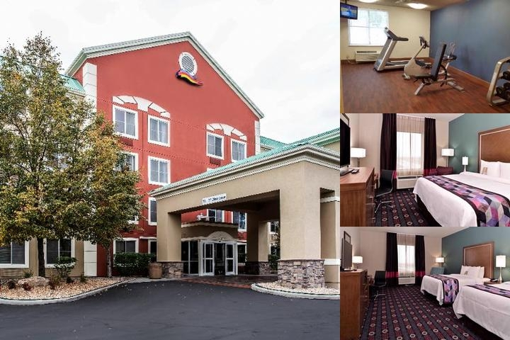 Comfort Inn West Valley Salt Lake City South photo collage