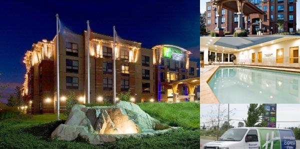 Holiday Inn Express & Suites Richmond / Riverport photo collage