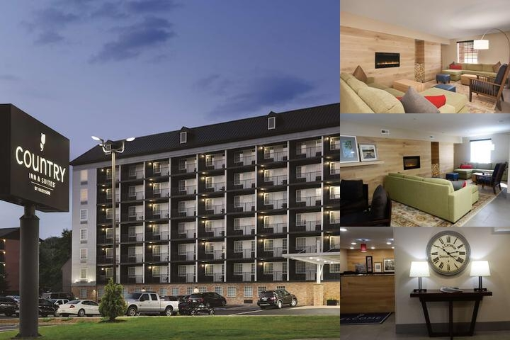 Country Inn & Suites Pigeon Forge photo collage