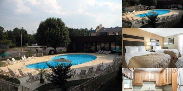 CLARION HOTEL CAROWINDS - Fort Mill SC 3695 Foothills Way 29708
