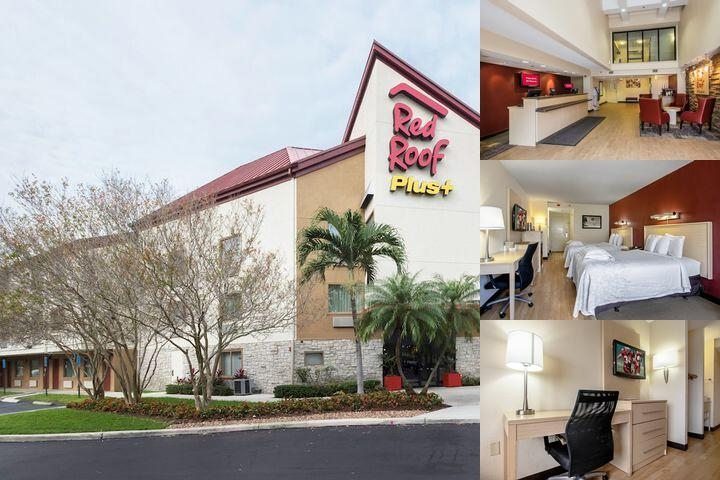 Red Roof Inn West Palm Beach photo collage