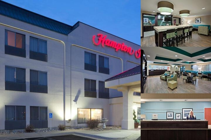 Hampton Inn North Sioux City photo collage