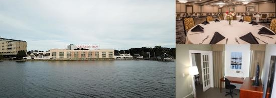 Best Western Adams Inn Quincy Boston photo collage