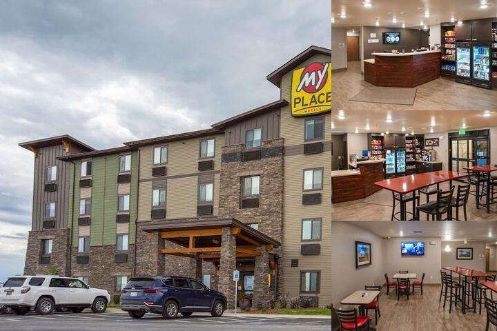 MY PLACE HOTEL KALISPELL - Kalispell MT 755 Treeline 59901