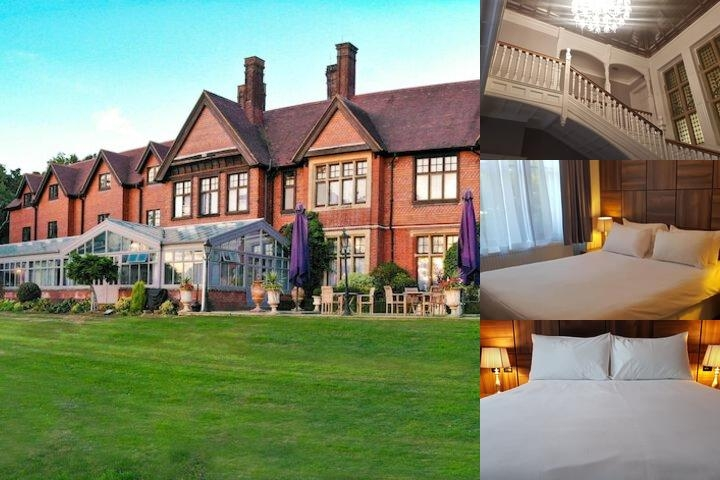 Stanhill Court Hotel photo collage