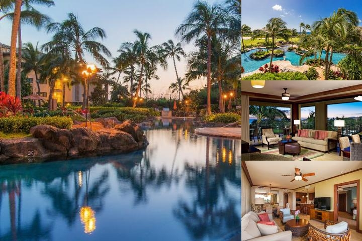 Koloa Landing Resort at Poipu, Autograph Collection photo collage