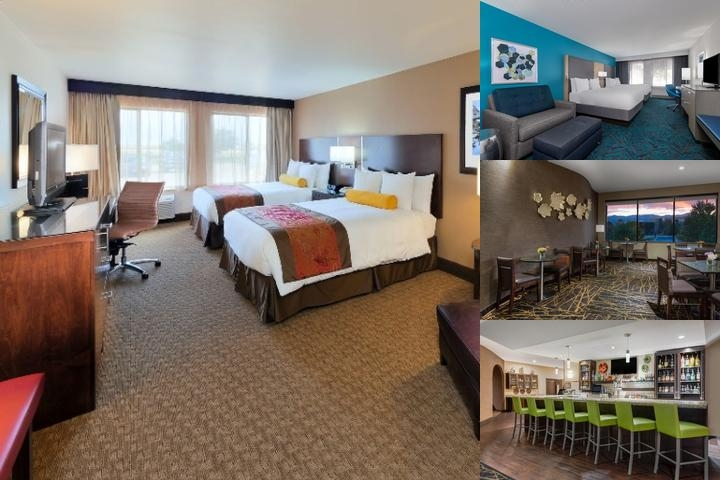 Radisson Hotel Colorado Springs Airport photo collage