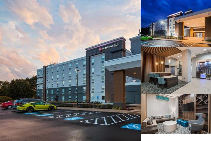 Best Western Plus Wilkes Barre Scranton Airport Hotel photo collage