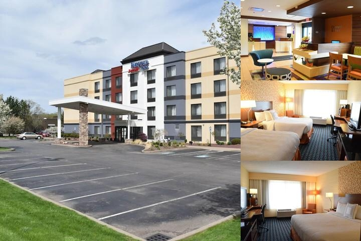 Fairfield by Marriott photo collage
