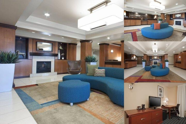 Fairfield Inn & Suites by Marriott El Centro photo collage
