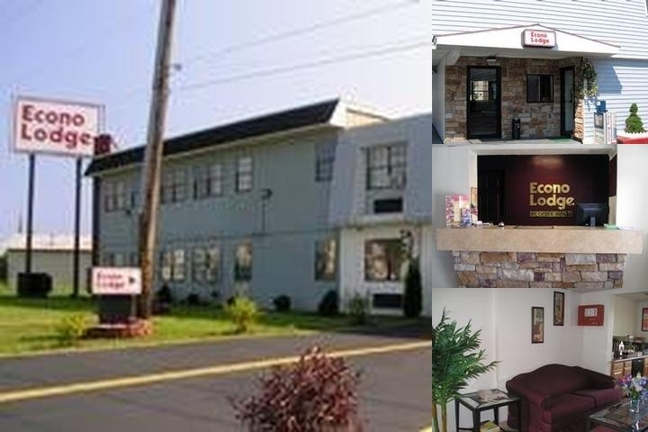 Econo Lodge of Rome photo collage
