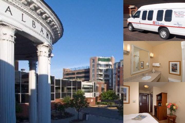 HILTON GARDEN INN ALBANY MEDICAL CENTER Albany NY 62 New