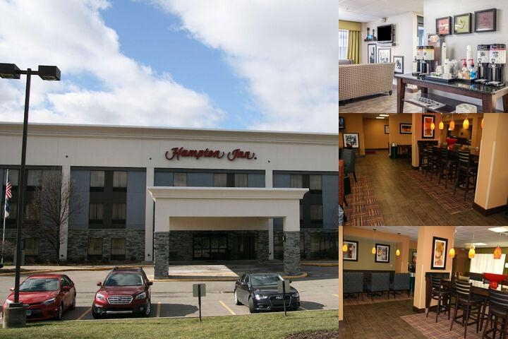 Hampton Inn Youngstown North Ohio photo collage