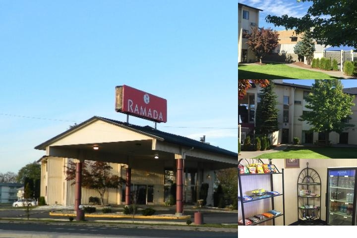 Red Lion Inn & Suites Spokane North photo collage