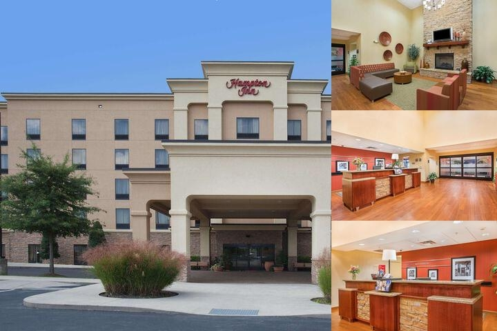 Hampton Inn Knoxville West photo collage