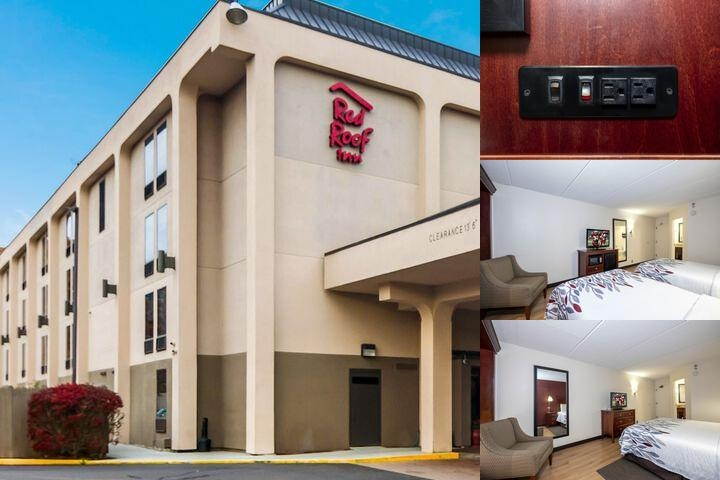 Hampton Inn Meriden Wallingford photo collage