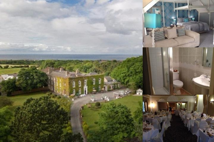 Hardwicke Hall Manor Hotel photo collage