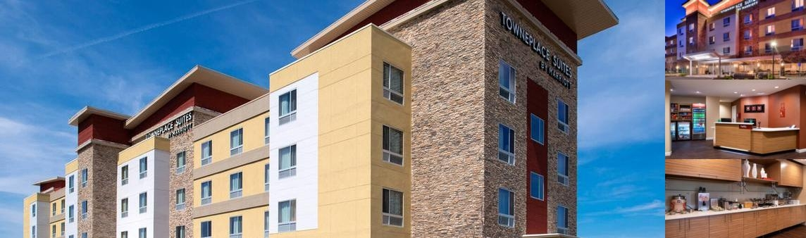 Towneplace Suites by Marriott St. Louis Chesterfield photo collage