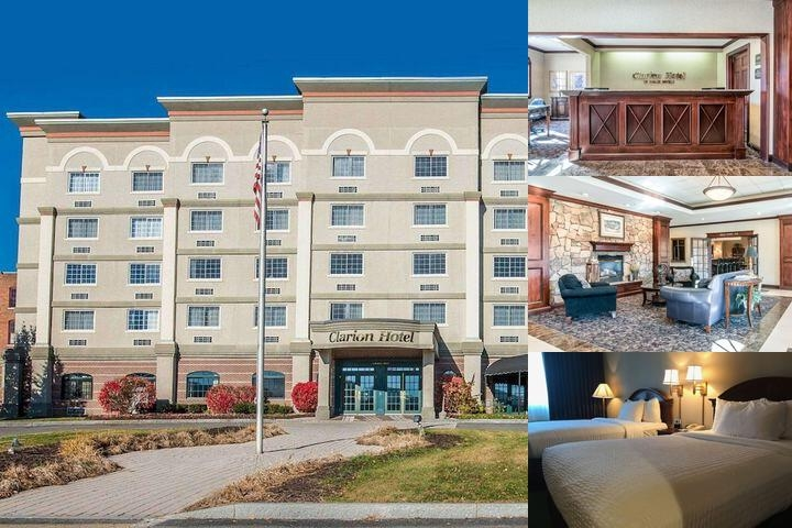 Clarion Hotel Oneonta photo collage