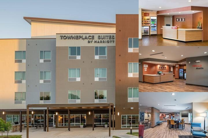 Towneplace Suites Austin South photo collage
