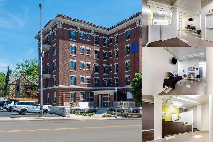 Quality Inn & Suites Downtown Kansas City photo collage