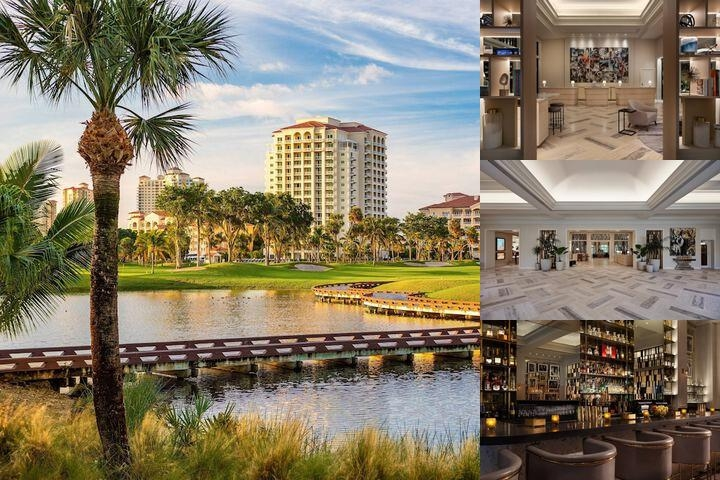 JW Marriott Miami Turnberry Resort & Spa photo collage