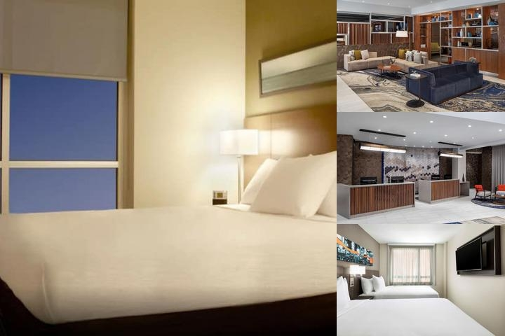Hyatt Place New York City / Times Square photo collage