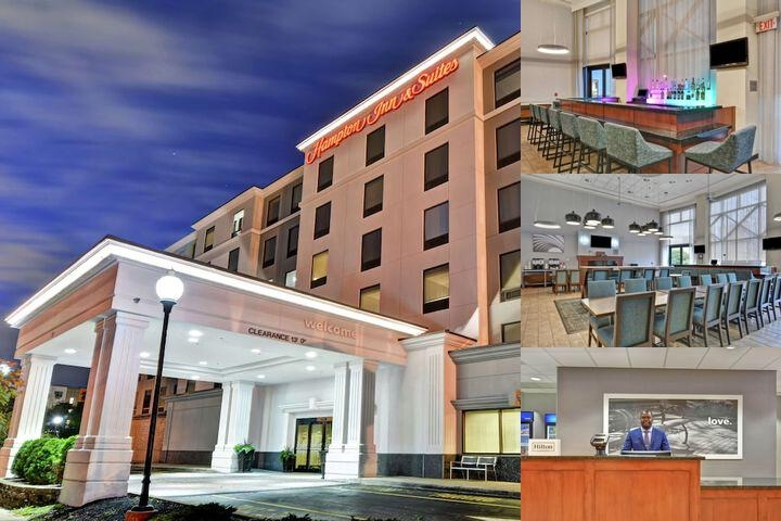 Hampton Inn & Suites Newar / Harrison Riverwalk