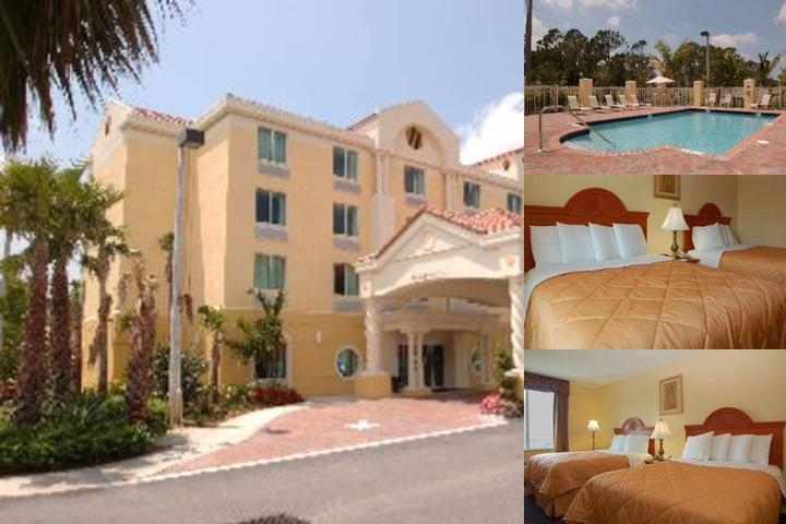 Comfort Inn & Suites Jupiter photo collage