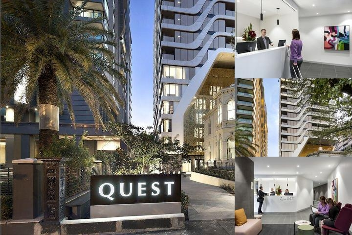 Quest St. Kilda Road photo collage