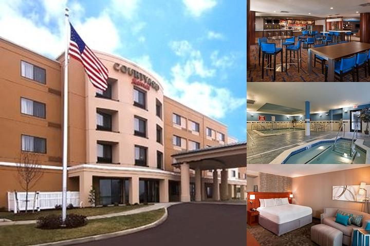 Courtyard by Marriott Hartford Farmington photo collage