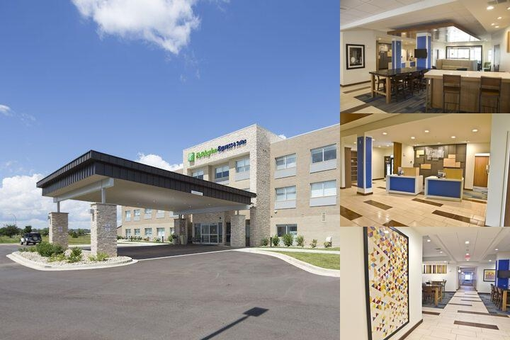 Holiday Inn Express & Suites Rochester Hills photo collage