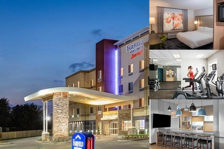 Fairfield Inn & Suites Lake Geneva photo collage