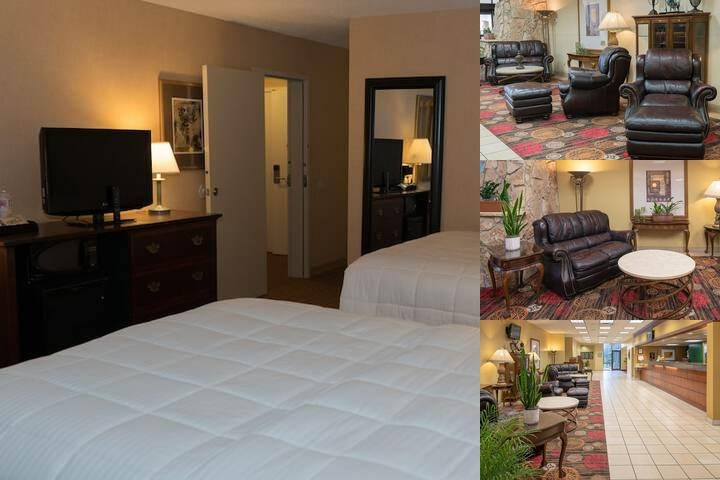 MCM Eleganté Hotel & Suites photo collage