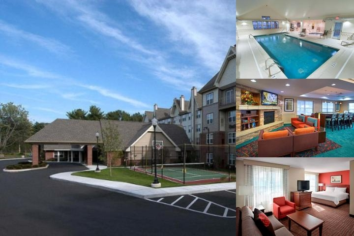 Residence Inn by Marriott Saratoga Springs photo collage