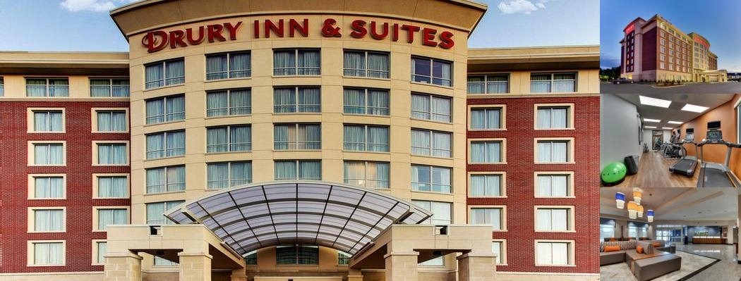 Drury Inn & Suites Knoxville West photo collage