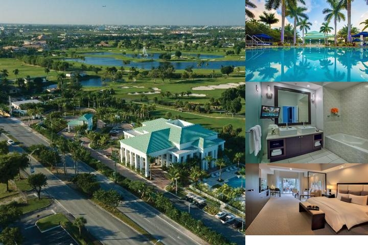 Provident Doral at the Blue Miami photo collage