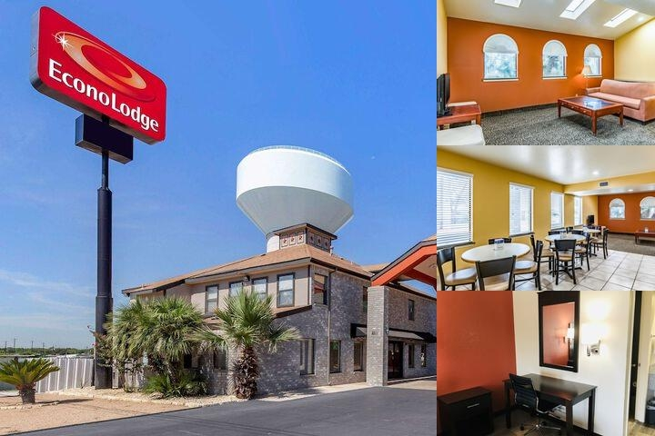 Econo Lodge Near Lackland Afb Seaworld photo collage