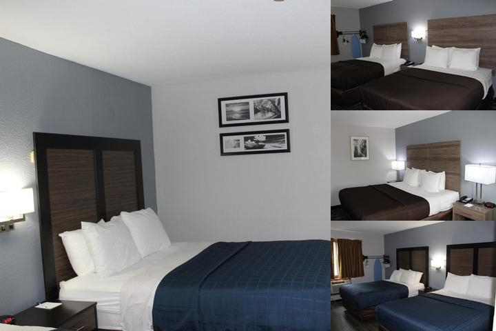 SureStay Hotel by Best Western Cedar Rapids photo collage